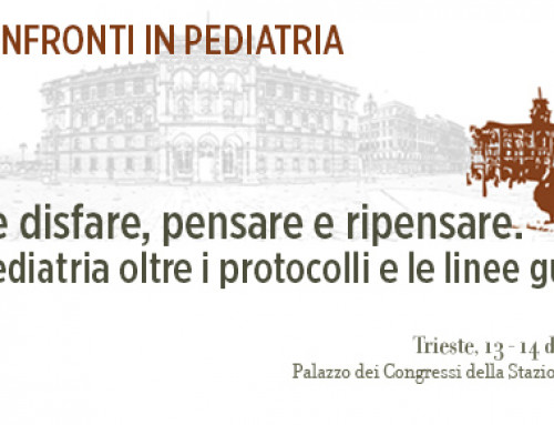 Confronti in Pediatria – Trieste